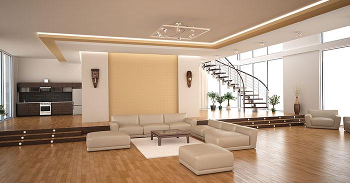 Wnętrze salonu